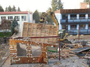 Rekonstrukce školky 2020